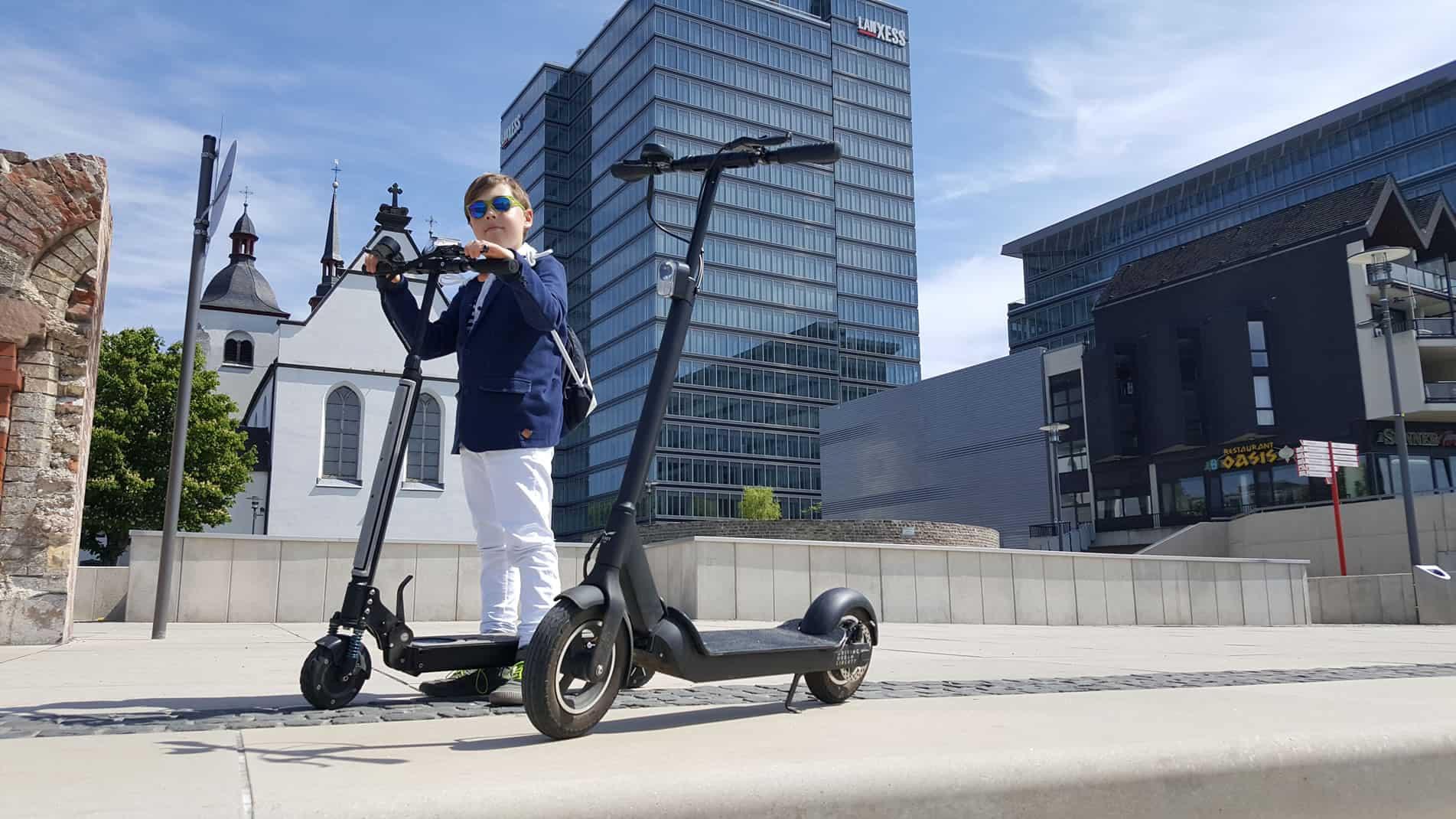 E-Scooter Check-Up