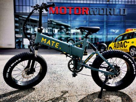 Mate E-Bike Jet Grey kaufen