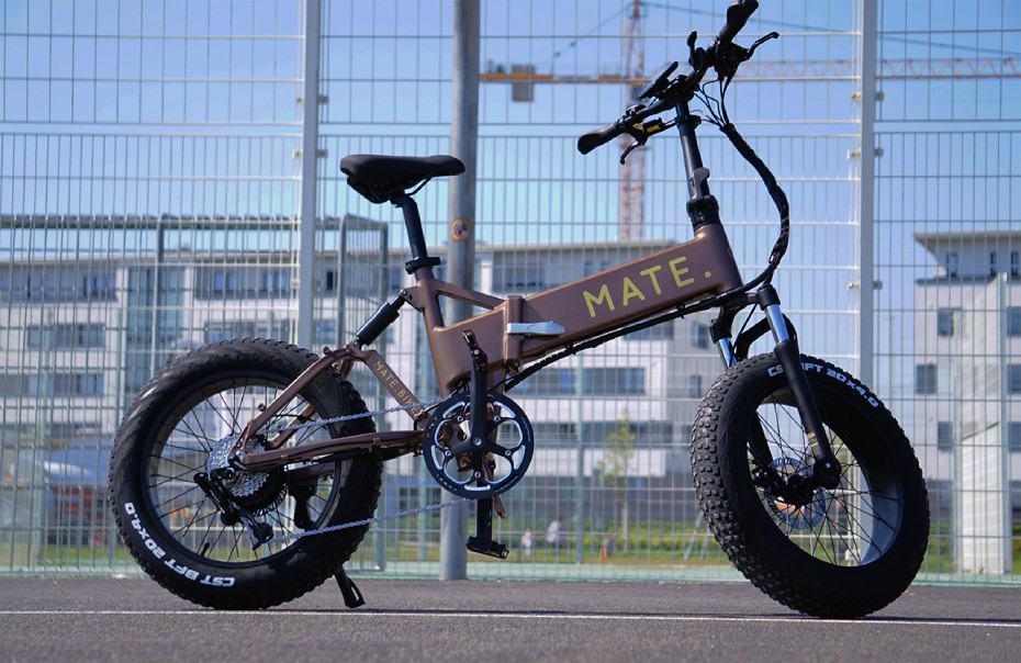 Mate E-Bike Copper kaufen