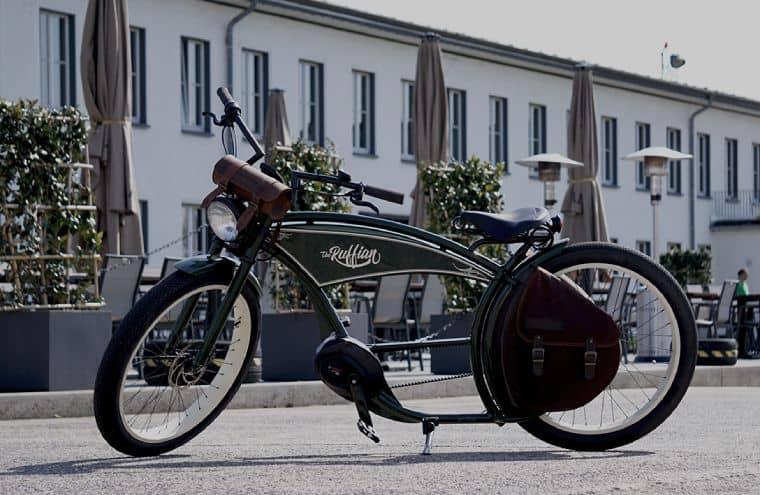 Ruffin green, E-Bike