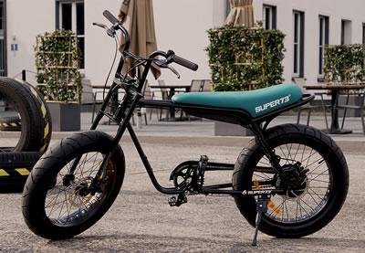 E-Bike Super73-ZG-Fatbike